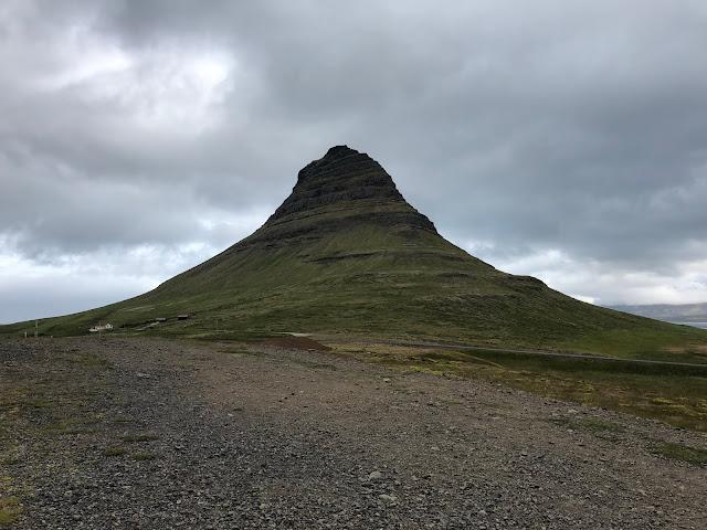 Kirkjufell cuts an impressive figure.