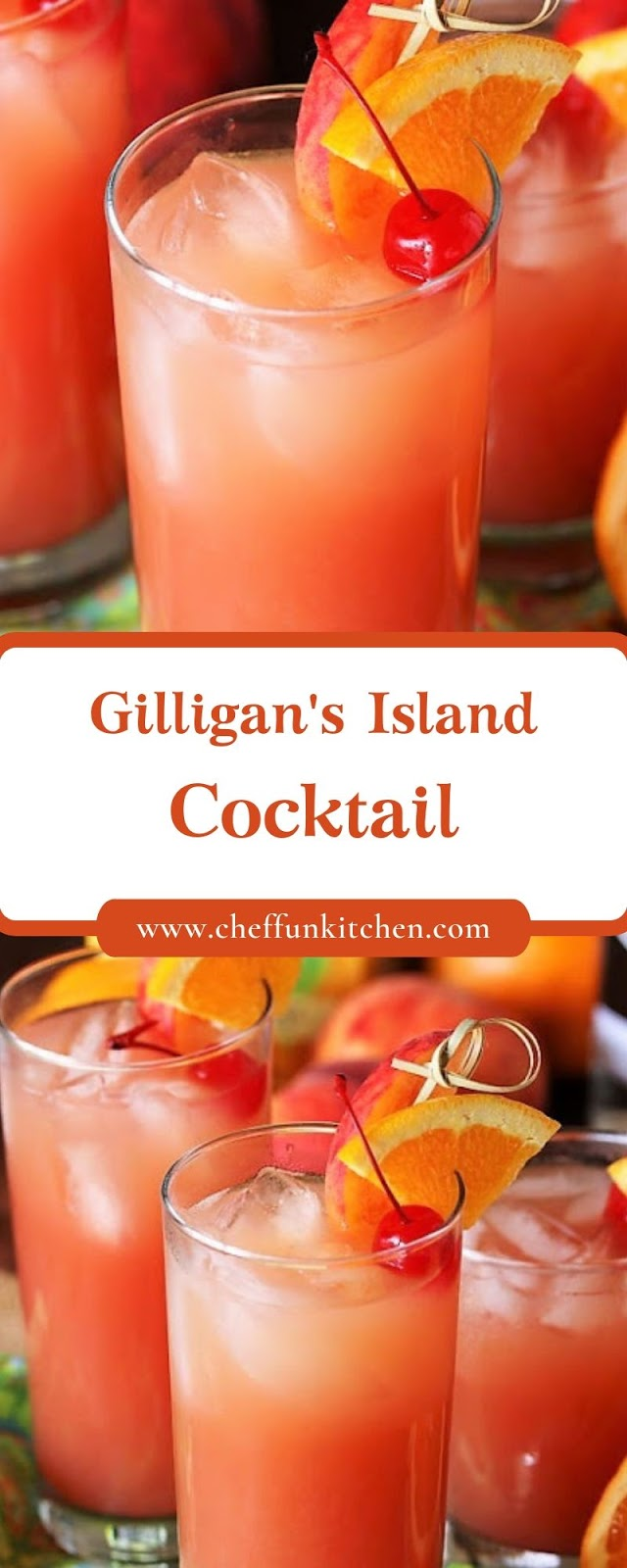 Gilligan's Island Cocktail