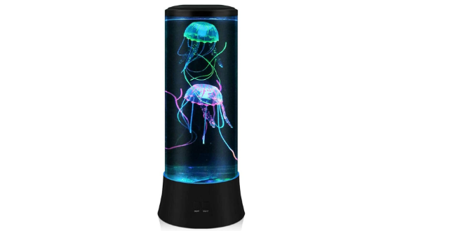 LED Fantasy Jellyfish Lava Lamp  40% off