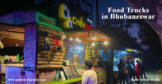 Food On Wheel - Food Trucks on Patia-Infocity Road