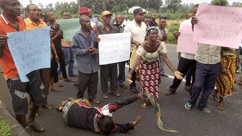 akwa ibom government demolition