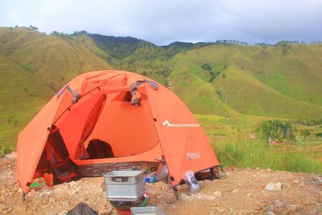 Tempat Camping di Medan