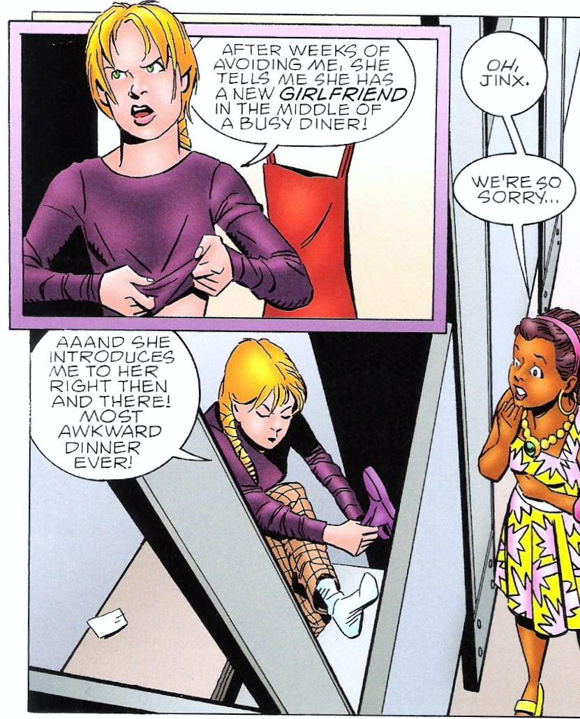 lesbian cartoon sex comics