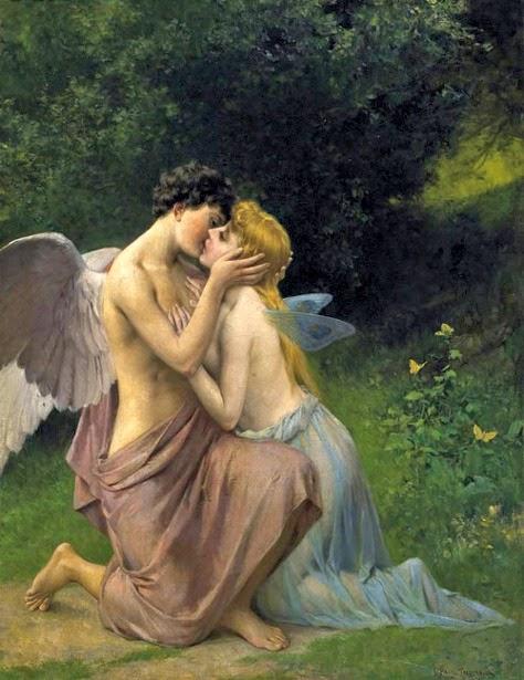 mythdancer bringing myths to the modern world cupid and psyche