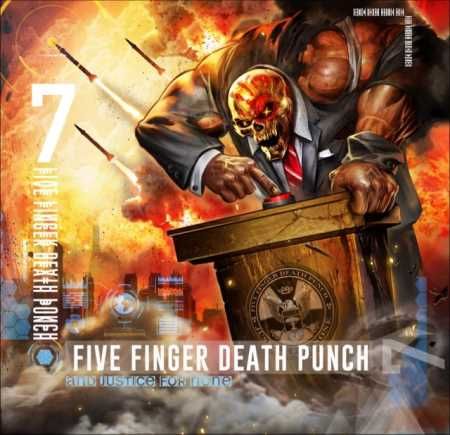 "FIVE FINGER DEATH PUNCH: Lyric video για το νέο κομμάτι ""When the Seasons Change"""