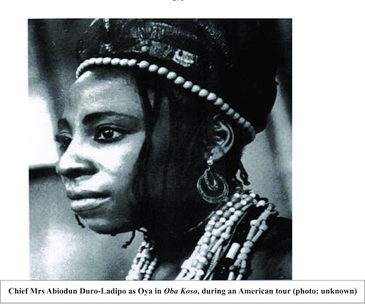 image of duro ladipo wife