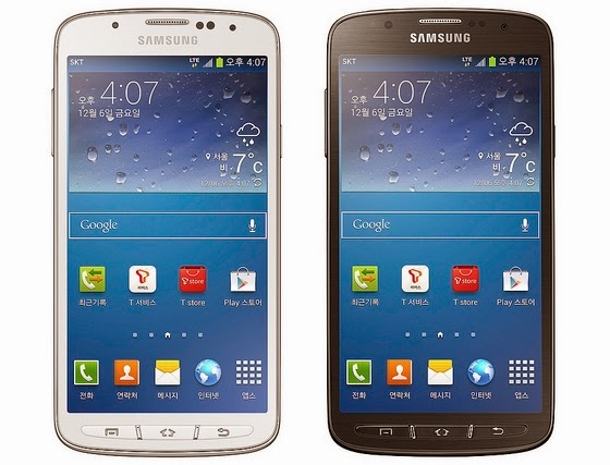 New Samsung Galaxy S4 Active LTE-A