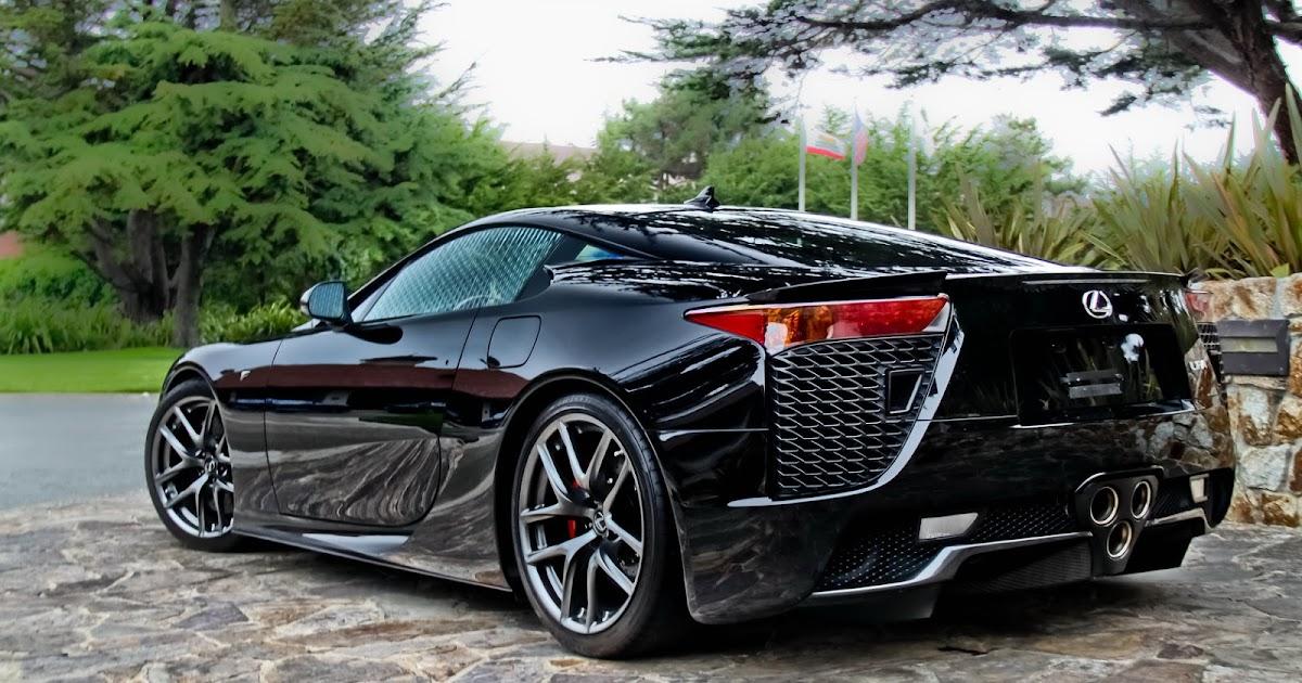 2013 Lexus Supercar Photos Drive Away 2day