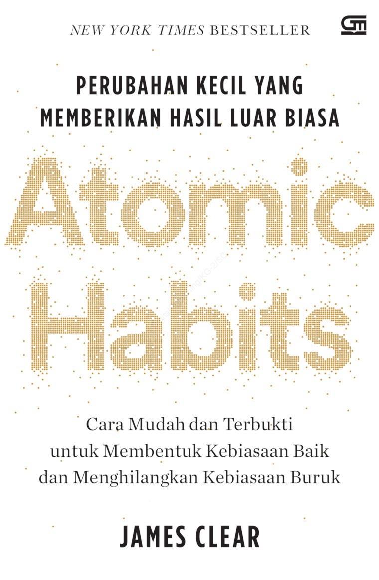 Review Buku Atomoc Habits Karya James Clear