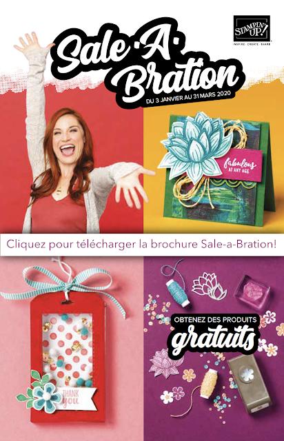 Brochure Sale-a-bration 2020