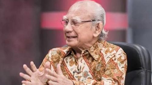 Emil Salim: Pemecatan Pegawai KPK Berdampak Negatif Kepada Partai yang Miliki Pejabat Koruptor