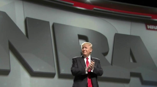 Trump to NRA: 'Eight-Year Assault' On Gun Rights Is Over