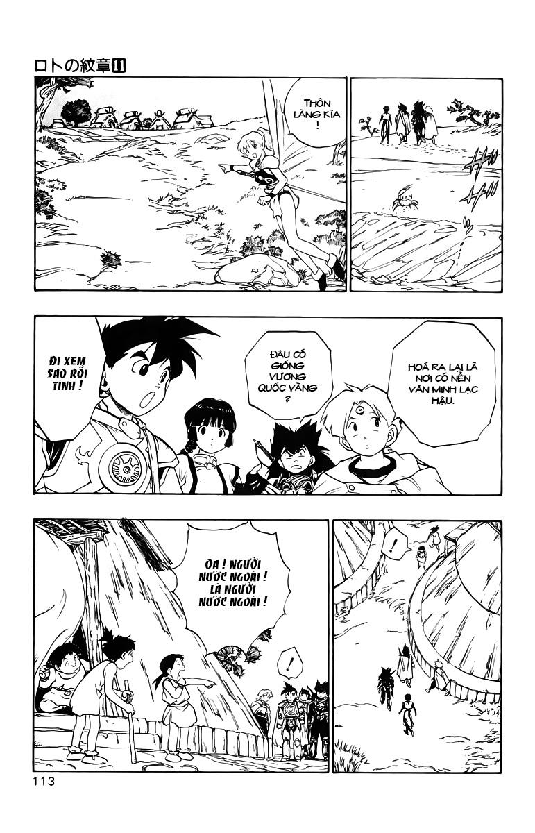 Dragon Quest: Emblem of Roto chapter 40 trang 18