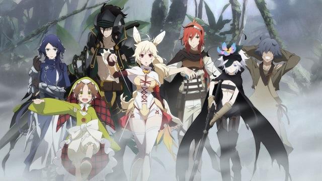 Review Anime Rokka No Yuusha  |  ketika Teman Seperjuangan Menjadi Musuh Yang Nyata