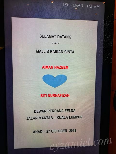 Majlis Perkahwinan Anak Lelaki Bongsu Bonda Rozita Ibrahim Bertemakan Kesultanan Melayu Klasik