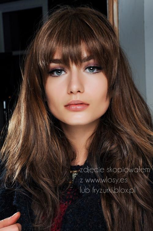 Wwwwlosyes Katalog Modnych Fryzur Długie Włosy I Prosta