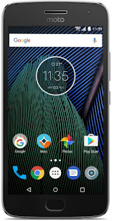 Moto G5 Plus | 3GB RAM + 16GB ROM @ Rs.14,999/- & 4GB RAM + 32GB ROM @ Rs.15,999/-