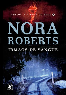 IRMÃOS DE SANGUE (Nora Roberts)