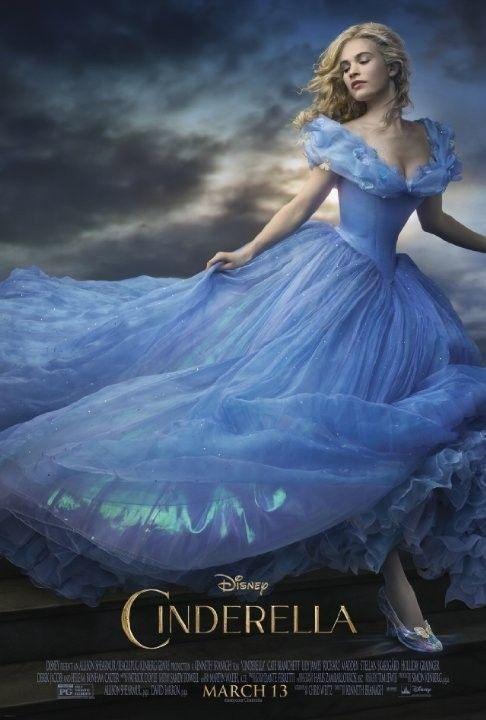 Nonton Film Cinderella (2015)