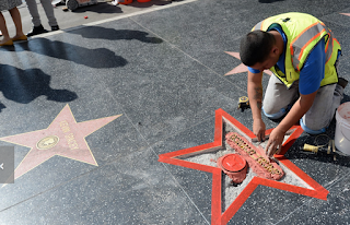 Man Who Admitted Vandalizing Donald Trump's Star Charged With Felony