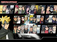 Download Naruto Senki MOD Ninja Revolution Full Character Apk Game Terbaru