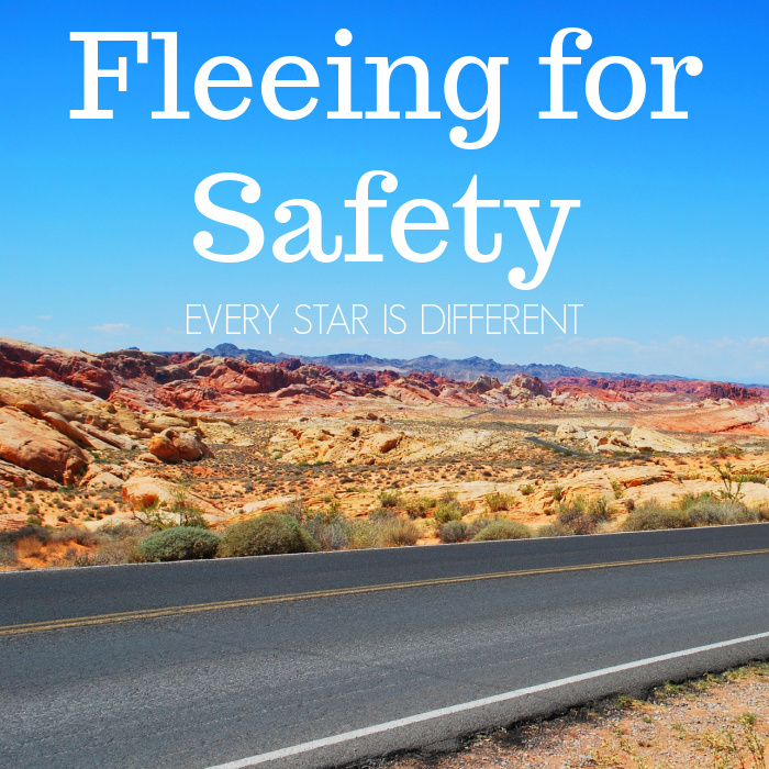 Fleeing for Safety