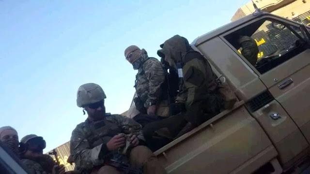 Міжнародний кримінальний суд займеться злочинами Халіфи Хафтара і російських головорізів в Лівії