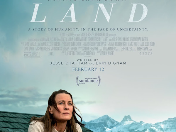 Land - Coming to Theaters February 2021