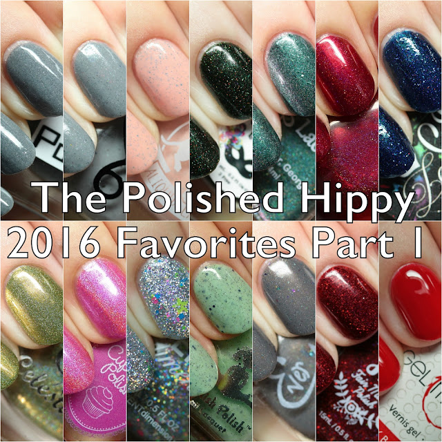 The Polished Hippy's 2016 Favorites