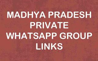 Madhya Pradesh Private Jobs WhatsApp Group Link