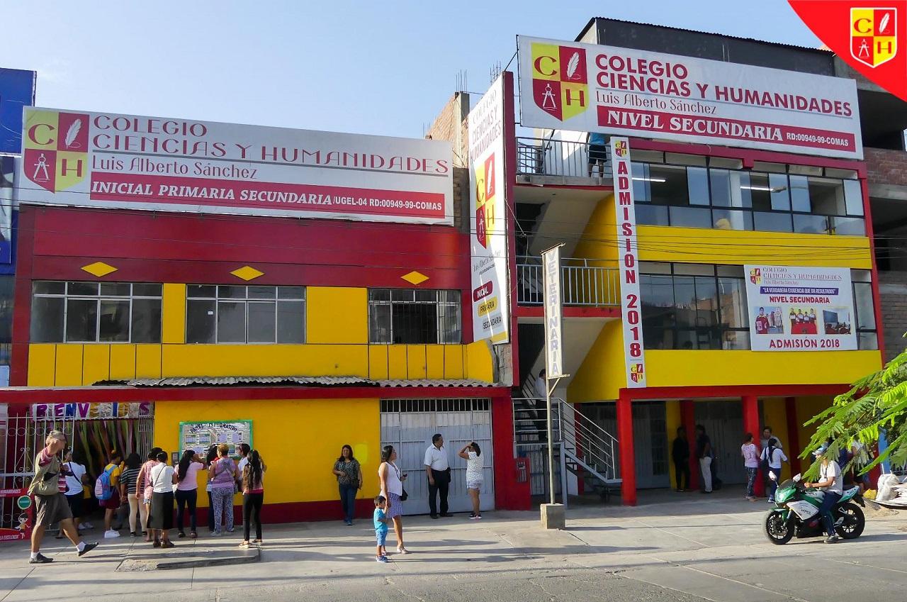 Colegio LUIS ALBERTO SANCHEZ - Comas