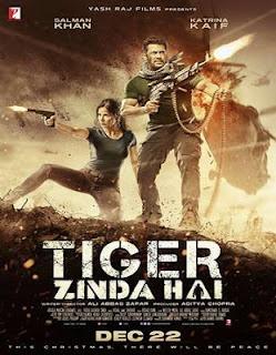 Tiger Zinda Hai (2017) hindi Full Movie Watch Pre-DVDrip online