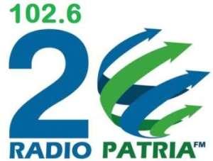 Radio Patria FM 102.6 Blitar