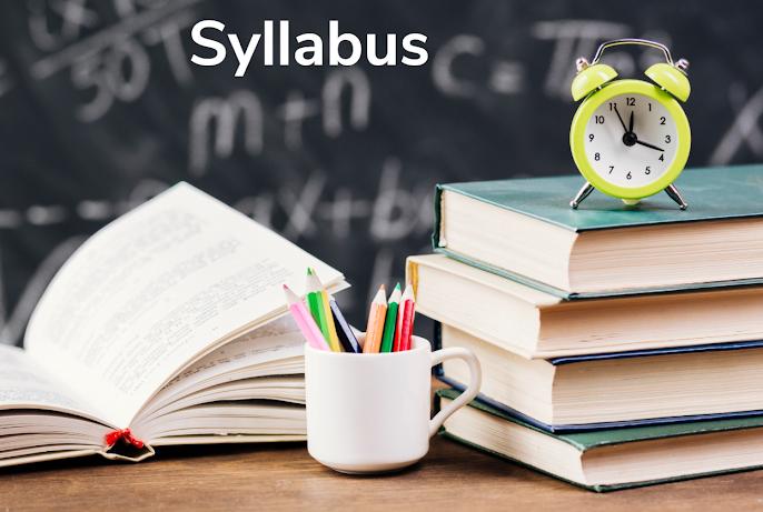 Exam syllabus for Bank Exams IBPS SBI