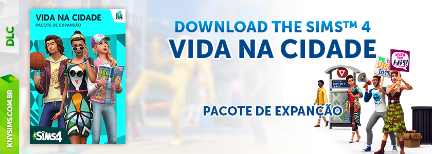 download expansão the sims 4
