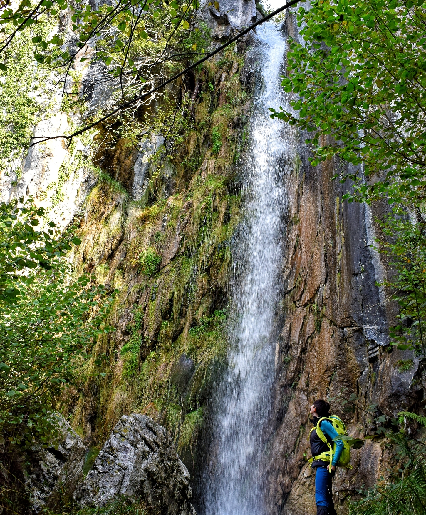 cascada caidero