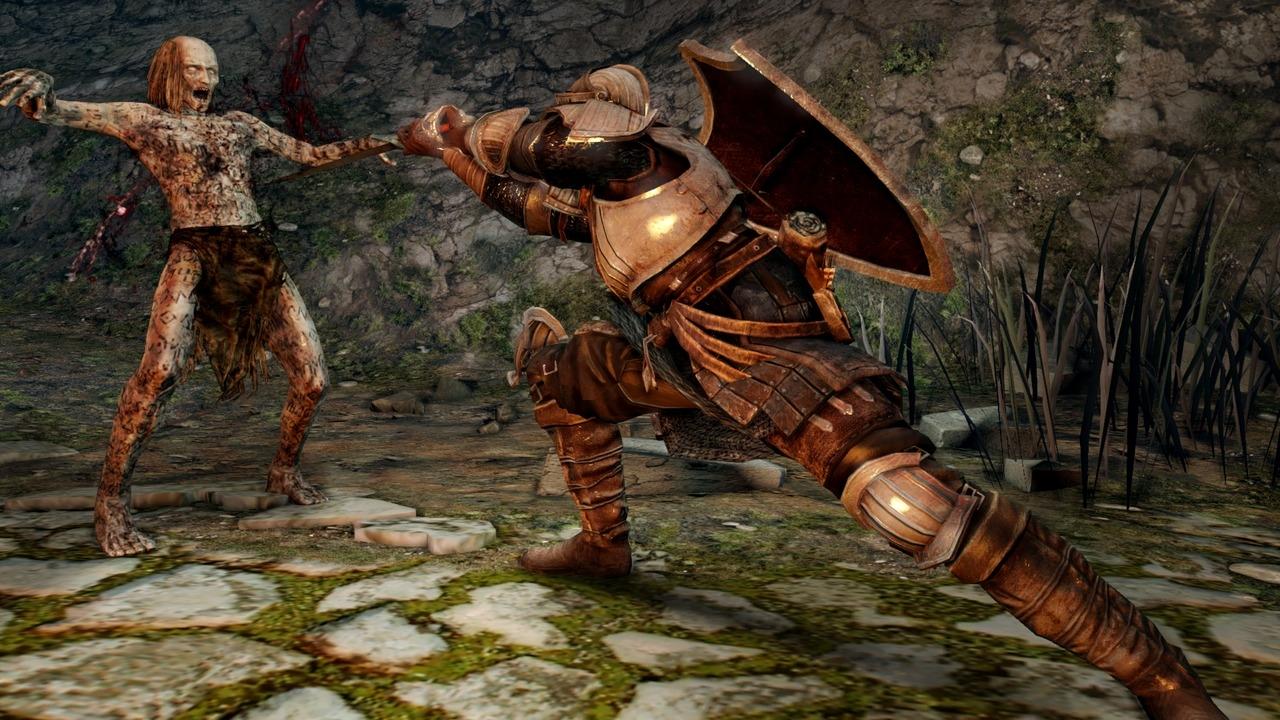 Download Dark Souls 2 Scholar Of The First Sin PS3 تحميل لعبة