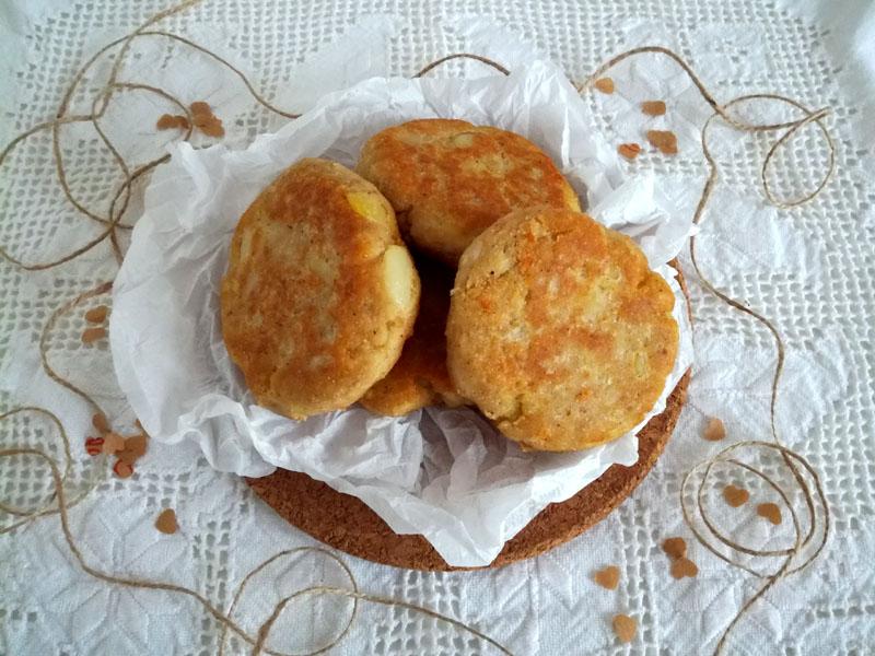 Foto: Medaglioni tonno e patate