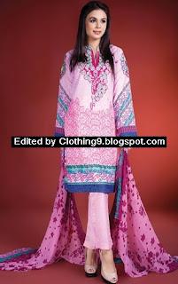 Warda Designer Eid Collection 2015