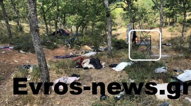 Δεκάδες Μουσουλμάνοι Στα Δάση Του Έβρου – Σε Απόγνωση Οι Κάτοικοι, Μέγας Κίνδυνος!!! Δείτε ΕΙΚΟΝΕΣ