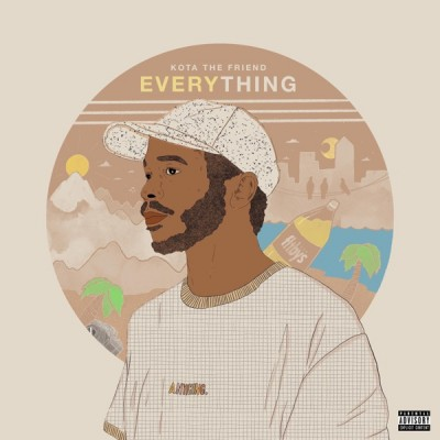Kota The Friend - EVERYTHING (2020) - Album Download, Itunes Cover, Official Cover, Album CD Cover Art, Tracklist, 320KBPS, Zip album