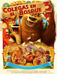 Open Season 3 (Colegas en el bosque 3) (2010) [Latino]