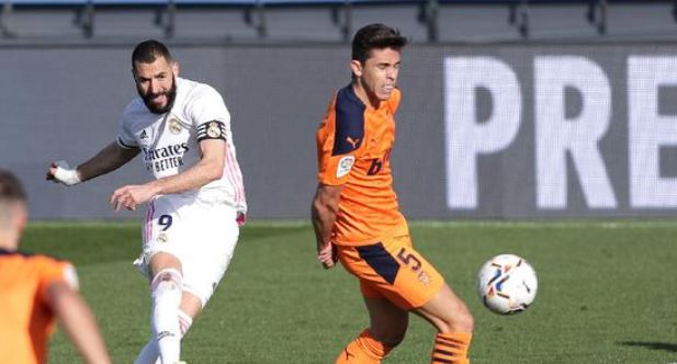 Real Madrid vs Valencia 2–0 Highlights