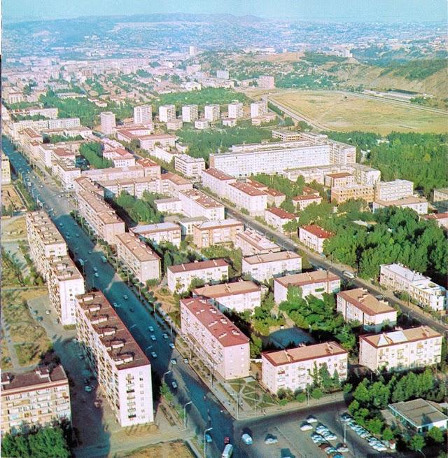 Низкоэтажный Тбилиси. Город, который мы потеряли
