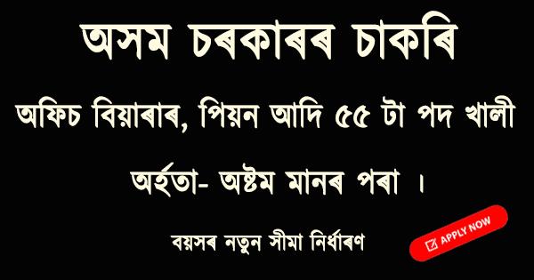 Fourth grade Jobs in Assam 2020 by dimpu Baruah