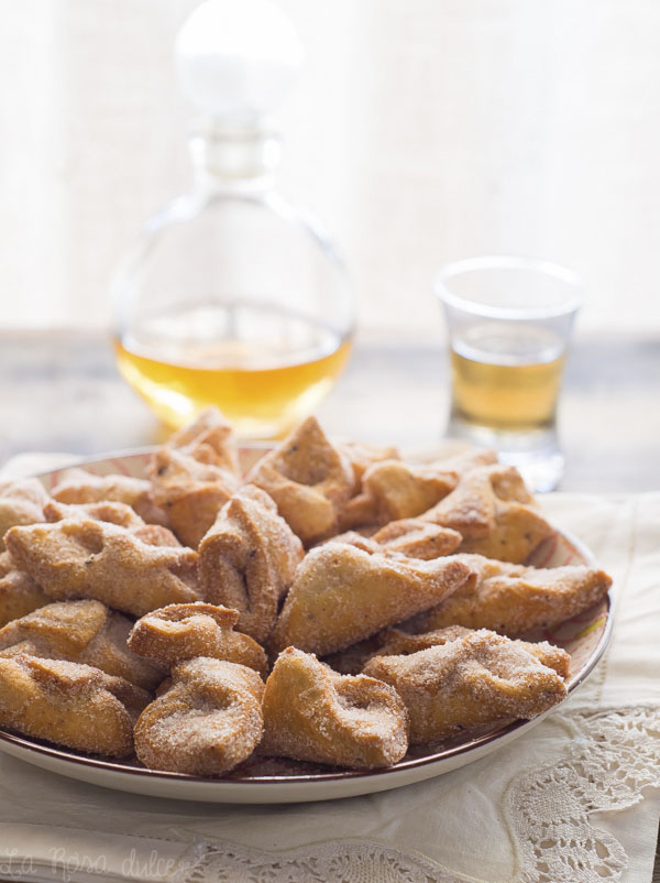 Pestiños | dulce tradicional #sinhuevo #sinlacteos
