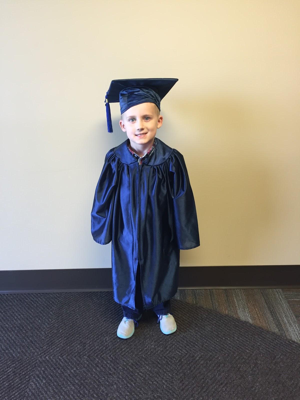 The Thornburgs: Preschool Graduation and Last Day of School
