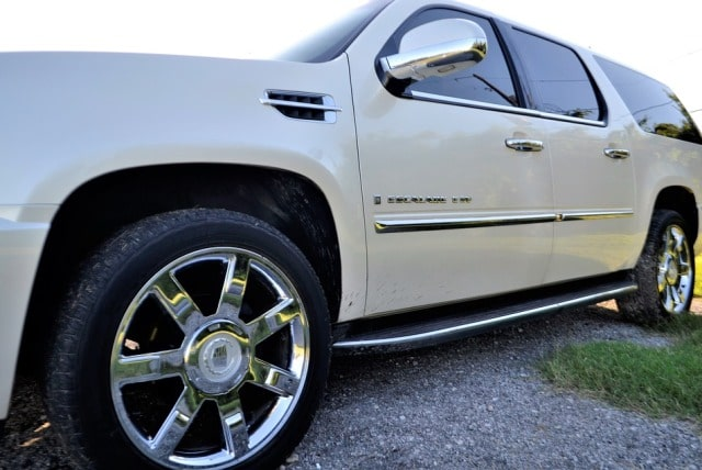 keep vehicle resale value high company car