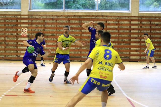 Balonmano Barakaldo-Tolosa