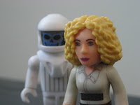 Character Building Doctor Who Microfigures Series 3 Vashta Nerada 04
